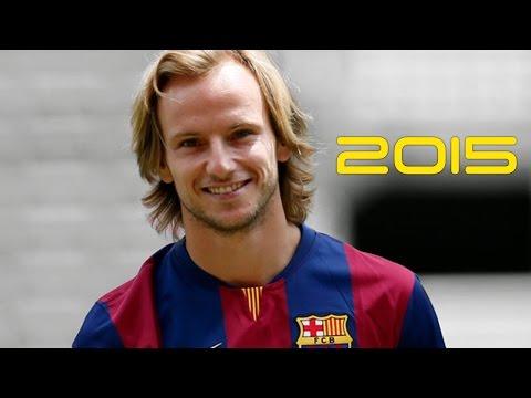Ivan Rakitić | Goals, Skills, Assists, Passes, Tackles | Barcelona and Croatia | 2014/2015 (HD)