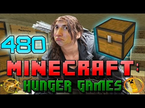 Minecraft: Hunger Games w Mitch Game 480 BIG WIN NEW SURPRISE CHESTS
