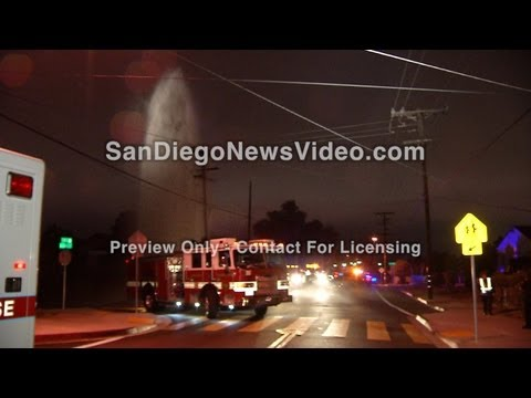 Fire Hydrant Hit N Run, National City