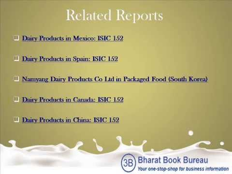 Bharat Book Presents Dairy Market in India 2013