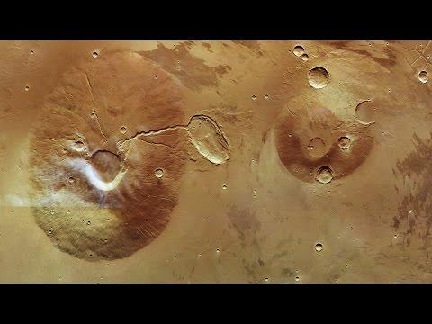 Cinematic Mars