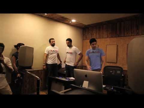 Making: Mard Poem In Punjabi By Yuvraj Singh video