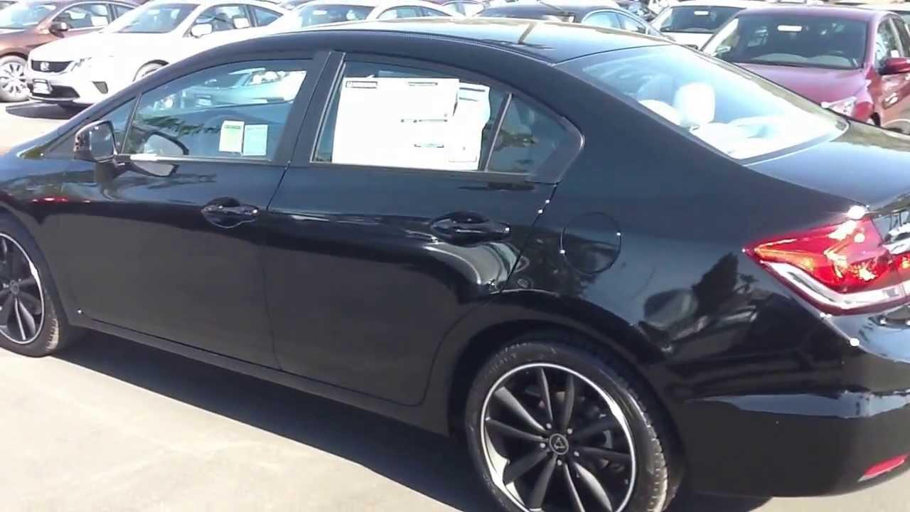 2013 Honda Civic LX Custom For Sale Pasadena Monrovia Los ...