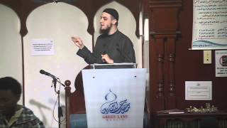 Al-Quran: The Ultimate Cure - Ustadh Muhammad Tim Humble