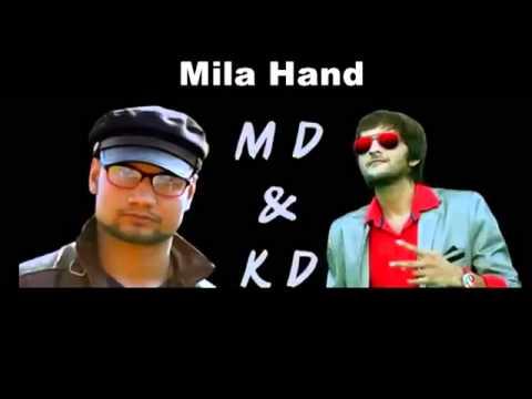 Mila Hand   मिला हैंड   Badmass 22   Md Kd   Hariyanvi Hot Song video