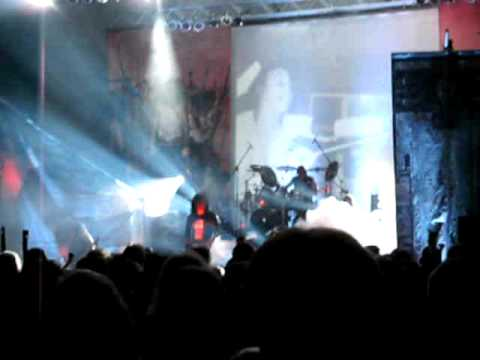 Kreator flag of hate live@bang your head 2009