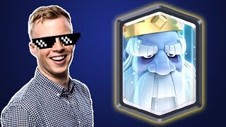 CHIEF PAT LOVES THE ROYAL JOKE! | Clash Royale Funny Moments Of The Week #22