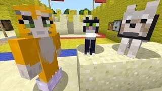 Minecraft Xbox - Castle Crumble [327]