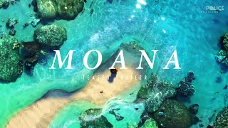 MOANA (2016) - Teaser Trailer - Dwayne Johnson Disney Animation