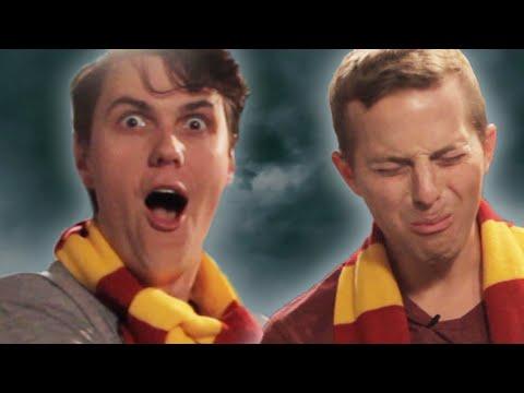 Harry Potter Fans Try Harry Potter Potions video