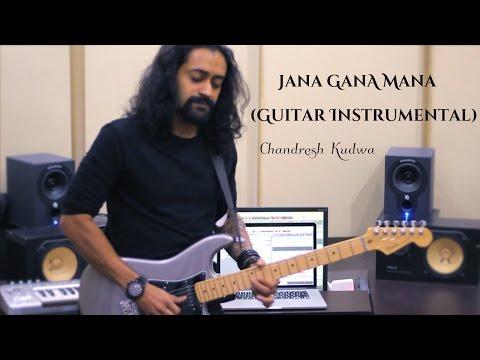 Jana Gana Mana - Guitar Instrumental