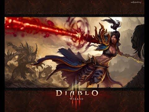 Diablo 3: Insane Wizard AOE CC Farming CM Build.