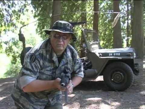 Ron S Vietnam Era Us Military Jeep M151a1 Mutt Youtube