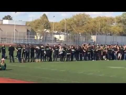 New Dorp High School Shmoney Dance + SIO Reanactment