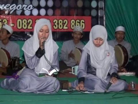 Zaujati   Nurul Jadid Live Sambongrejo
