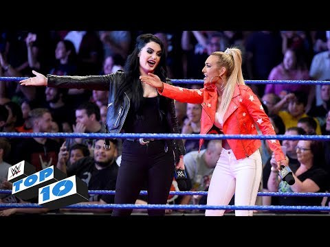 Top 10 SmackDown LIVE moments: WWE Top 10, May 15, 2018