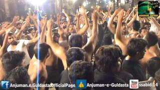 23 Muharram 2015 Shab e Dari - Zulfi Shah Party