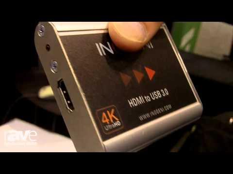 InfoComm 2015: Inogeni Displays Video Converters For USB 3.0