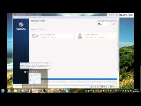 How To Install Centos 7 On Virtualbox (GUI)
