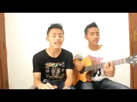 Hivi - Siapkah kau tuk jatuh cinta (cover by falah akbar)
