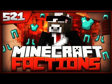 Minecraft FACTIONS Server Lets Play - RICHEST GEAR RAID ON SERVER - Ep. 521 ( Minecraft Faction )