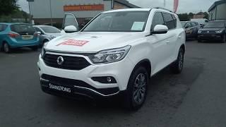 New Rexton 2 2 ELX Auto