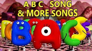 ABC Thriller Song & More Songs | Kids Songs | Nursery Rhymes | Baby Songs | Children Songs