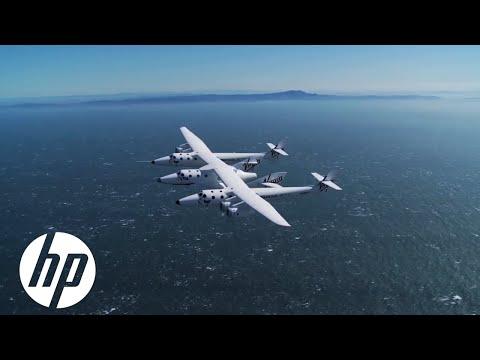 Sir Richard Branson's Space Journey Launches into Orbit - HP Matter