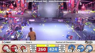 Final 5 - 2017 Festival of Champions