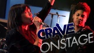 "Nico Vega - ""LIGHTNING"" (Live CraveOnstage Performance)"