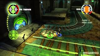 "Ben 10 Omniverse - walkthrough part 4 episode 4 ""BEN 10 Omniverse walkthrough part 1"" XBOX PS3 WII"
