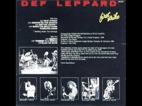 Def Leppard - Heat Street