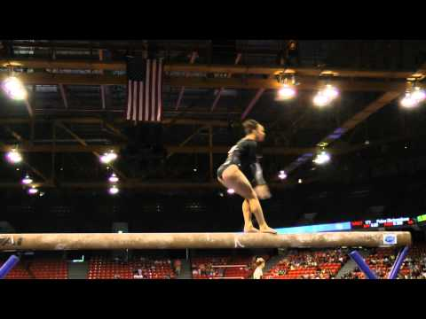 Lexie Priessman - Beam - 2012 U.S. Secret Classic