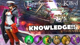 Dropping Support Knowledge w/ Cath! | Vainglory [RANKED] Roam Gameplay