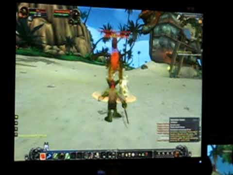 world of warcraft cataclysm goblin. Cataclysm Goblin starting area
