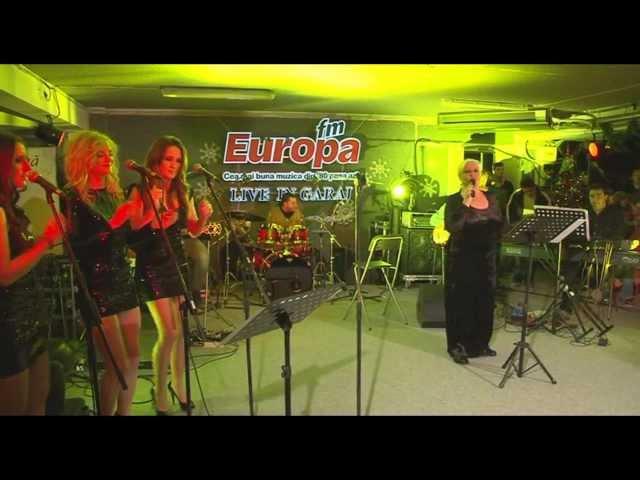 Monica Anghel - Fluturi de zapada (LIVE in Garajul Europa FM)