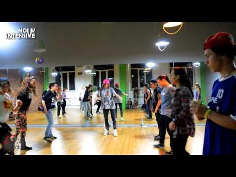 Novv Intensive Rostov-on-Don! Workshop Nastya Bermus - House dance