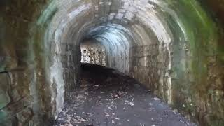 Point Quarry Access Tunnel walk through Video