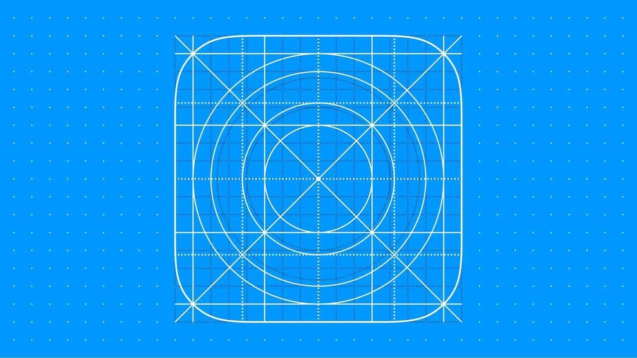 Apps Icons Ios 7 Ios 7 Ios7 App Icon Grid