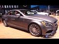 2017 Mercedes Benz CLS Class CLS 550 4Matic - Exterior, Interior Walkaround - 2017 Detroit Auto Show