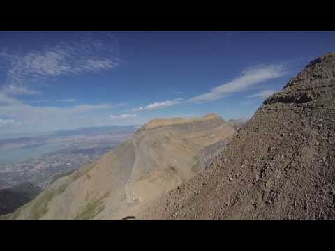 Best Paramotor On Earth!!! Powered Paragliding Over Mount Timpanogos! Black Hawk & Parajet Review!!