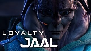 "Mass Effect Andromeda: Jaal Romance - Jaal Loyalty Mission ""Flesh and Blood"""