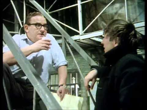 Blue Peter - Porridge Ronnie Barker Interview