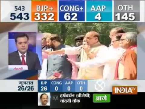 Rajnath Singh speaks out after Modi's win, says this is not a normal victory