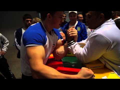 Worldchampionship Armwrestling 2014 Vilnius after ... 9