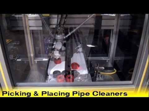 FANUC M-1iA Training Robot Highlights iCERT Robotics Training Program