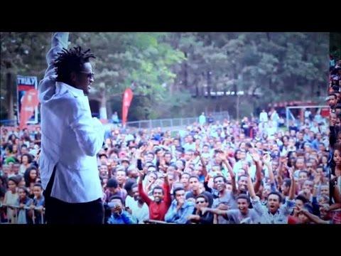Ethiopia - Ziggy Zaga - Sawa Sawa Stage Performance - New Ethiopian Music 2015