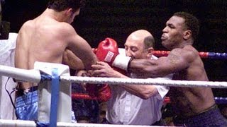 Mike Tyson Vs. Lou Saverese HD