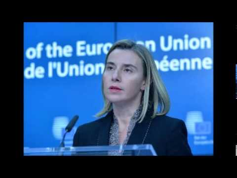 EU's Mogherini 'very surprised' at Turkish President Erdoğan's comments on detentions