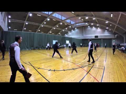 Helsinki Longsword Open 2016 - Men's pool 2